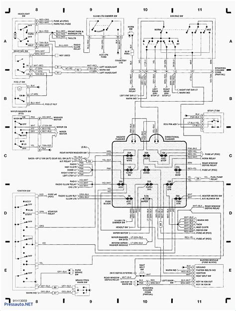 Wrangler Radio Wiring Harnes Diagram by Jeep Stereo Wiring Harness Printable Worksheets And