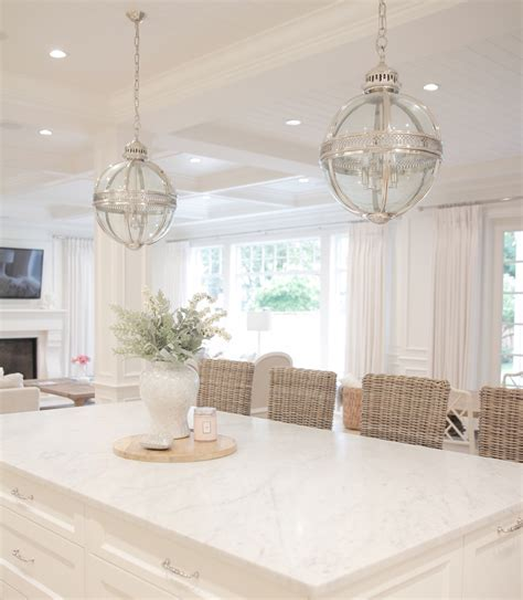Bright White Home of JS Home Design   Summer Adams