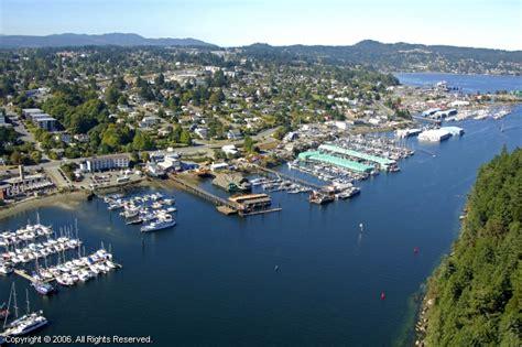 Nanaimo Shipyard Ltd In Nanaimo, British Columbia, Canada