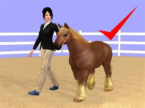 horse miniature wikihow step