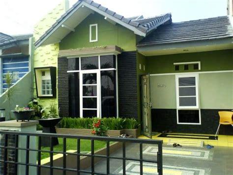 pilihan warna cat rumah minimalis  homestai