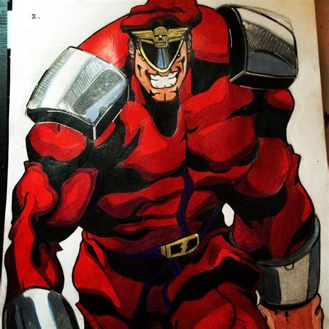 Street Fighter Mbison By Snco Art0713 On Deviantart