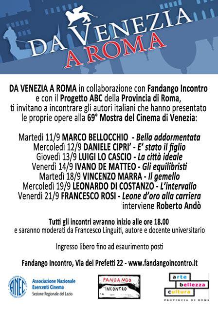 Libreria Fandango Roma by Libri Cultura Da Venezia A Roma A Fandango Incontro