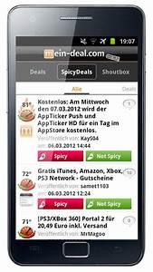 Mein Deal Com : mein schn ppchen app android apps on google play ~ Markanthonyermac.com Haus und Dekorationen
