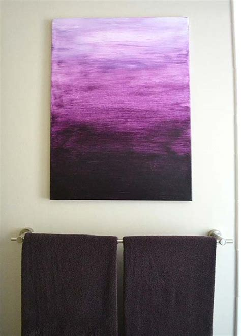 fabulously purple diy room decor ideas