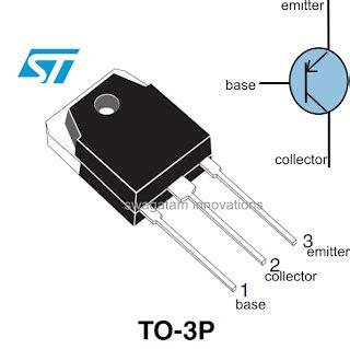 High Current Transistor Tip Datasheet Application