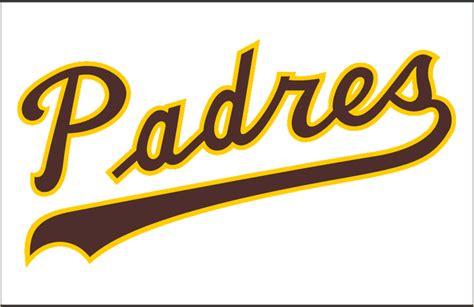 San Diego Padres 1974-1977 Jersey Logo Decals Stickers