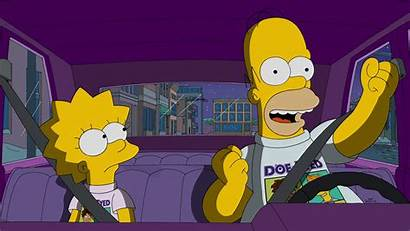 Simpson Homer Dad Tv Driving Counterpoint Gq
