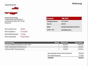 Radio Bezahlt Rechnung : warnung vor falscher domainregistrierung kaernten ~ Themetempest.com Abrechnung