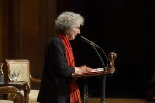 Margaret Atwood Talked Protests, Police, And The