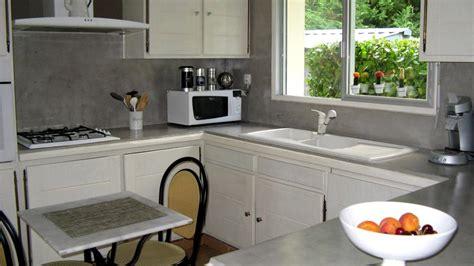 beton cire pour credence cuisine plongez vous dans l 39 univers du béton ciré décoratif