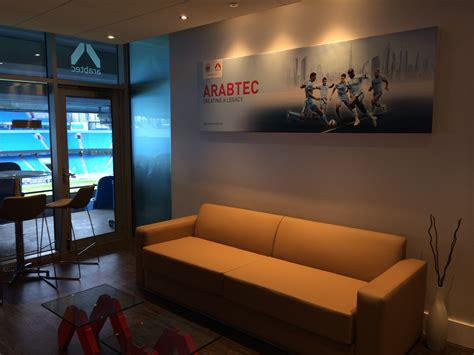 arabtec hospitality box etihad stadium preferred spaces