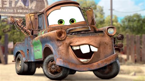 Cars 2 Mater Image by Tow Mater Disney Pixar Cars Amazing Battle Race Airport