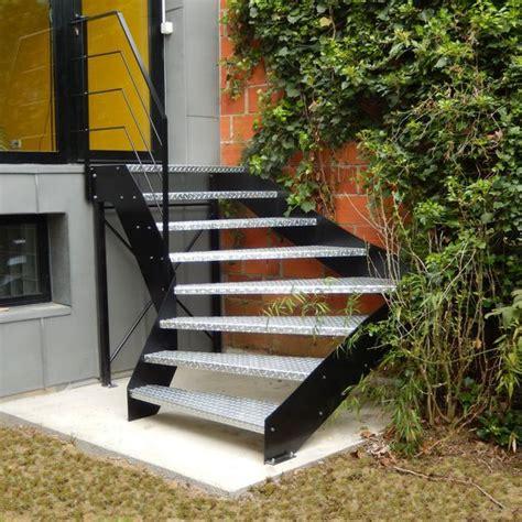 courante escalier exterieur courante pour escalier exterieur 3 escalier dext233rieur des escaliers en bois alu acier