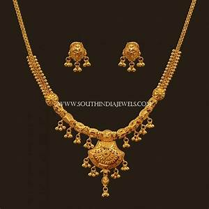 Gold Necklace Designs With Price - Jewelry Ideas