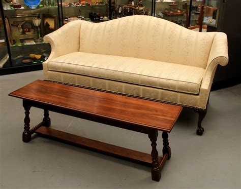 found in ithaca 187 hickory chair chippendale camel back