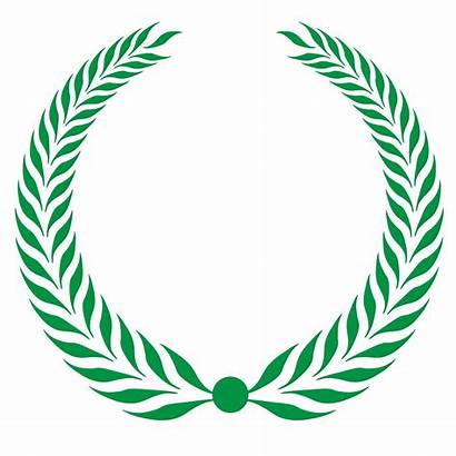 Laurel Wreath Clipart Background