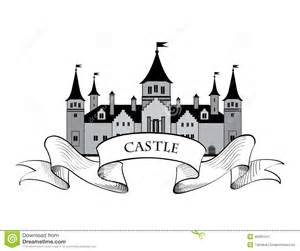 architectural house plans and designs castle logo retro building emblem architectural label