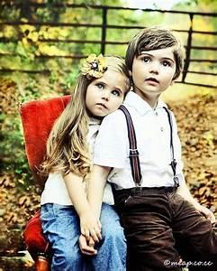affection, boy, couple, cute, girl, kids, adorable ...