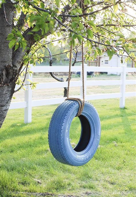 Swing Nostalgia Away 10 Diy Swings For Kids And Adults