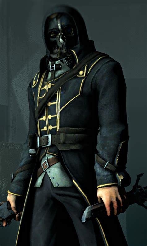 Corvo Attano From Dishonored