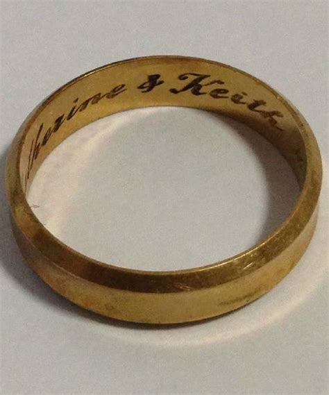 wombarra couple search for owner of lost wedding ring