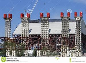 The New Shelter For Reactor Unit 4 (Chernobyl Nuclear ...