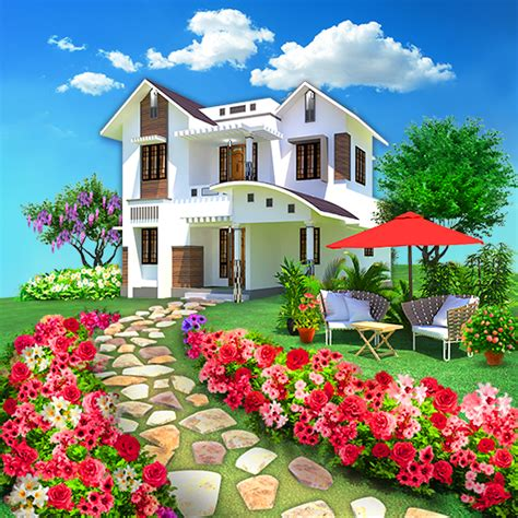 home design  dream garden  apk mod unlimited