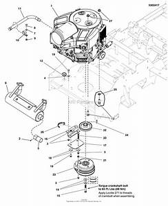 Simplicity 5901403   52 U0026quot   132cm  Fabricated Mower Deck Parts