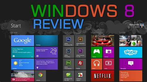 windows 8 operating system review