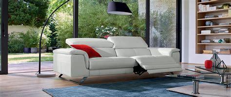 canap 233 relaxation en cuir cortina cuir center cuir center