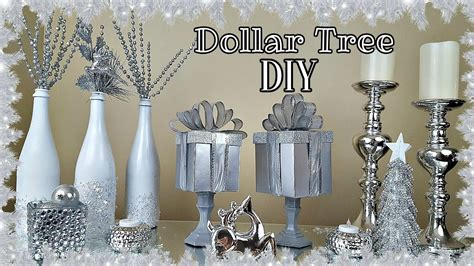 diy dollar tree gift box christmas home decor craft