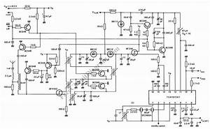 Am Radio Receiver Circuit Using Tda 1072at Ic Under