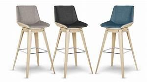 Tabouret Style Scandinave : tabouret de bar design mobiliermoss style scandinave en exclusivit mobilier moss ~ Teatrodelosmanantiales.com Idées de Décoration