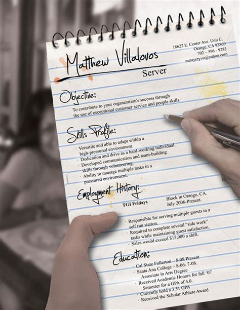 Creative Ways To Make A Resume by Graphic Design Resume Best Practices And 51 Exles