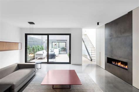 sekretär modern design a minimalist contemporary home with bold accents