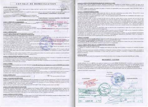 attestation de non imposition modèle n 4169 attestation de domiciliation