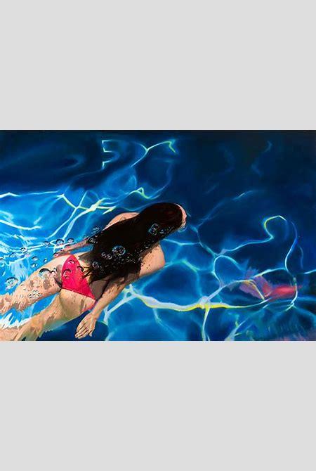 Underwater Paintings by Matt Story