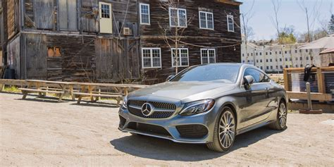 mercedes benz  coupe review