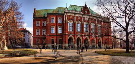 Faculty Of Law And Administration Of The Jagiellonian