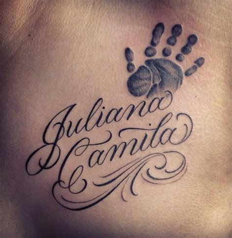 baby handprint tattoo   tattoos  tattoos