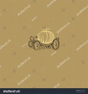 Cinderella Carriage Stock Vector 551023669 - Shutterstock