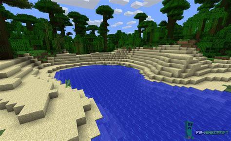 minecraft biome plage