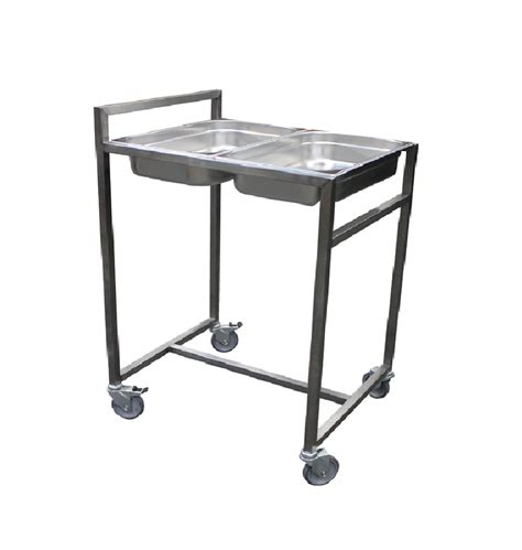 chariot cuisine inox chariot cuvier gastronome inox