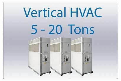 Vertical Package Units Unit Hvac Air Ton