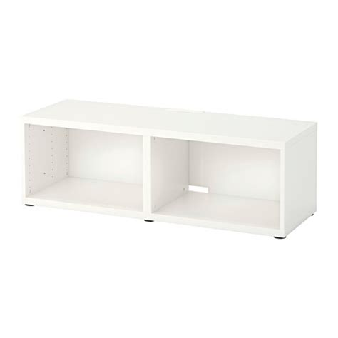 caisson mobile bureau bestå banc tv blanc ikea