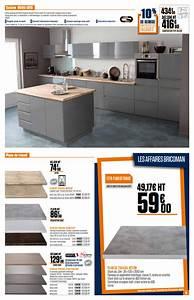 Bricoman Plan De Travail : bricoman cuisine et salle de bains ~ Melissatoandfro.com Idées de Décoration