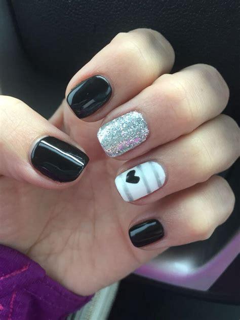 black nail designs 100 black nail designs 2017 2018