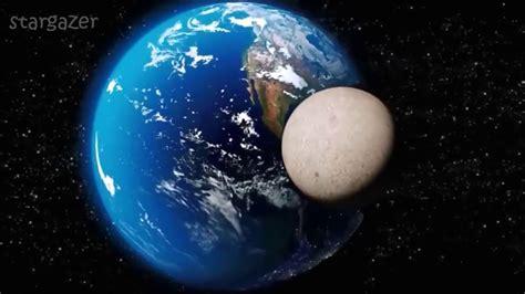mercury  earth collision  solar systems top