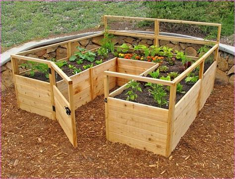25 best ideas about raised vegetable gardens on